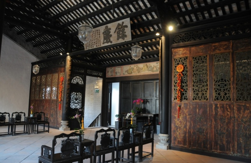 13 - Mandarin's House