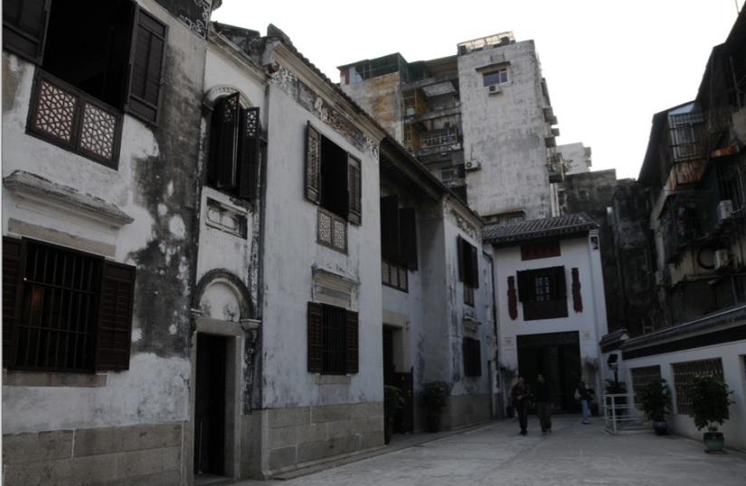 9 - Mandarin's House
