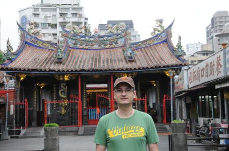 Qingshui Yan Temple Taipei Taiwan 2