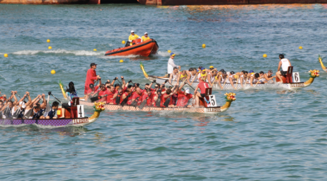 Hong Kong Dragon Boat Race 2011 5