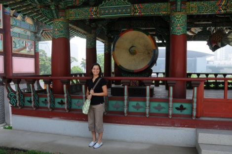12 Bongeunsa tempel in Seoul 11