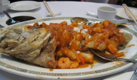 Spring Deer Dinner Hong Kong 2