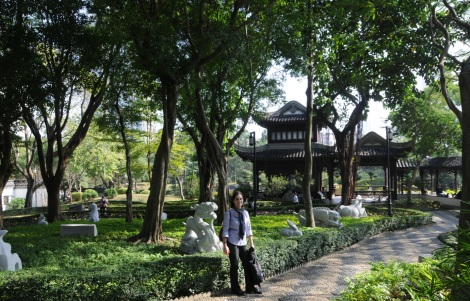 Kowloon Walled City Park 5