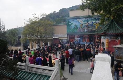 Yuen Yuen Institute Tsuen Wan 6 Temple New Territories