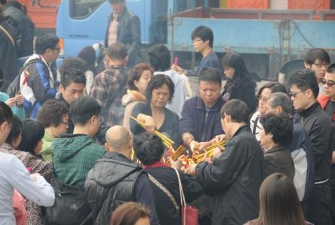 Yuen Yuen Institute Tsuen Wan 7 Temple New Territories