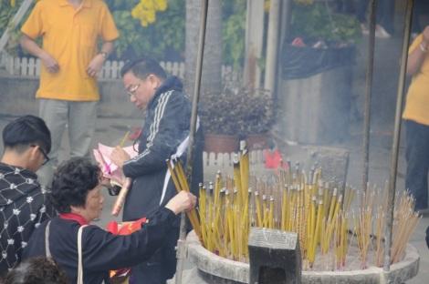 Yuen Yuen Institute Tsuen Wan 9 Temple New Territories