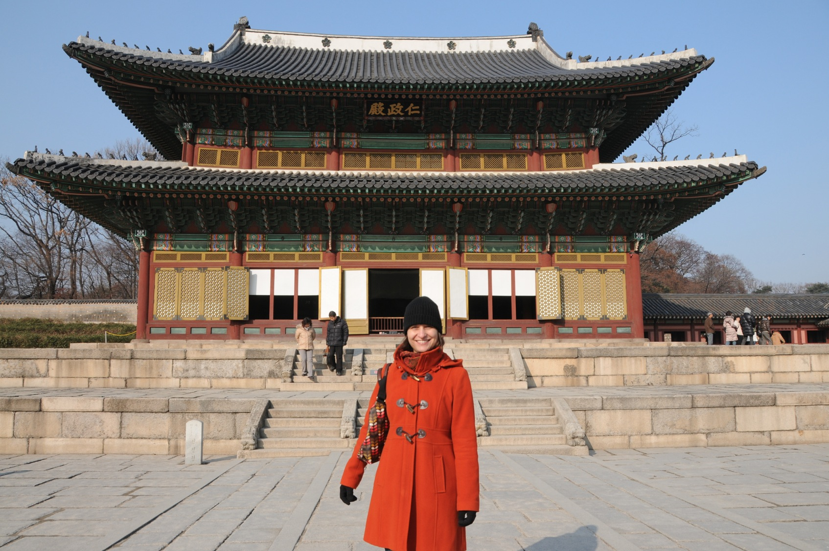Seoul Changdeokgung Palace Bluebalu