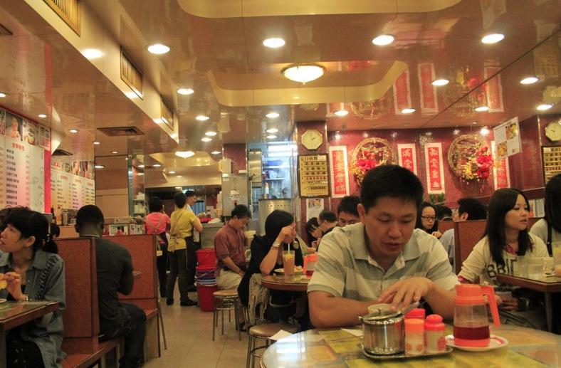 Hong Kong's best areas for dining - Hong Kong Forum