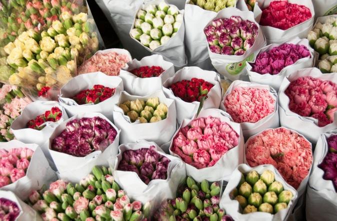 Flower market Mongkok 5