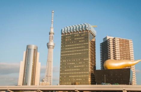 Boat Trip in Tokyo 7