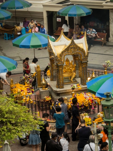 Bangkok Erawan Shrine