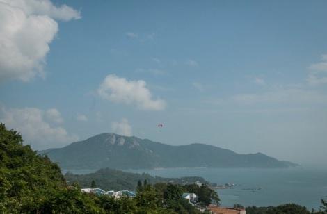 Lantau Trail 10-8 Paraglider