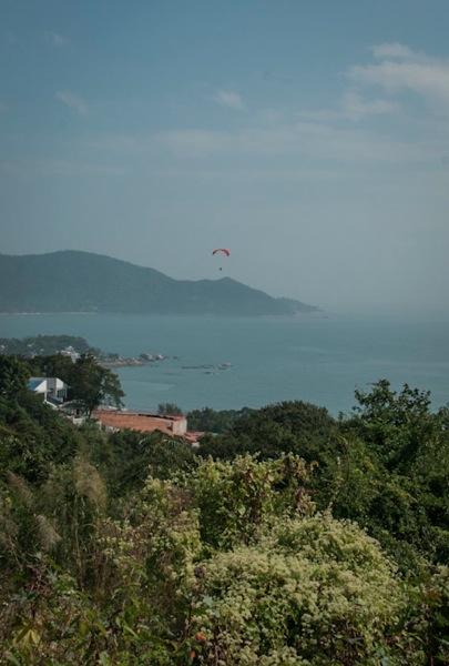 Lantau Trail 10-9 Paraglider