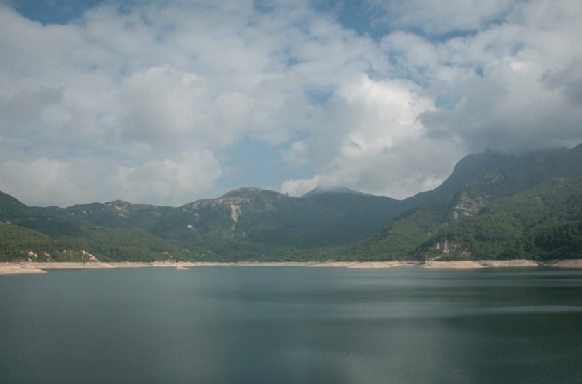 Lantau Trail 9-2 Reservoir