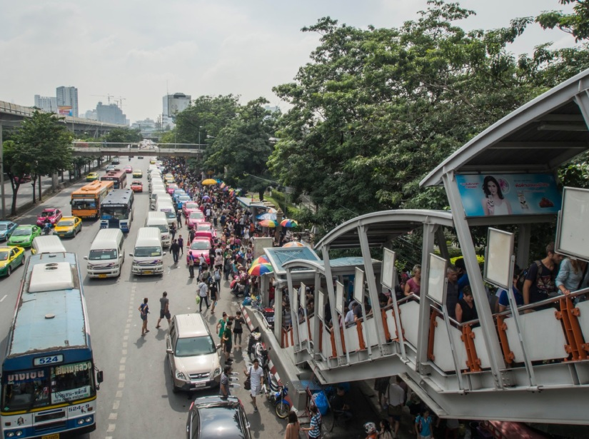 Bangkok Chatuchak Weekend Market 0