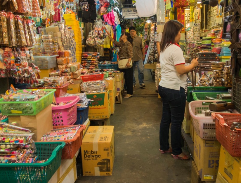 Bangkok Chatuchak Weekend Market 1