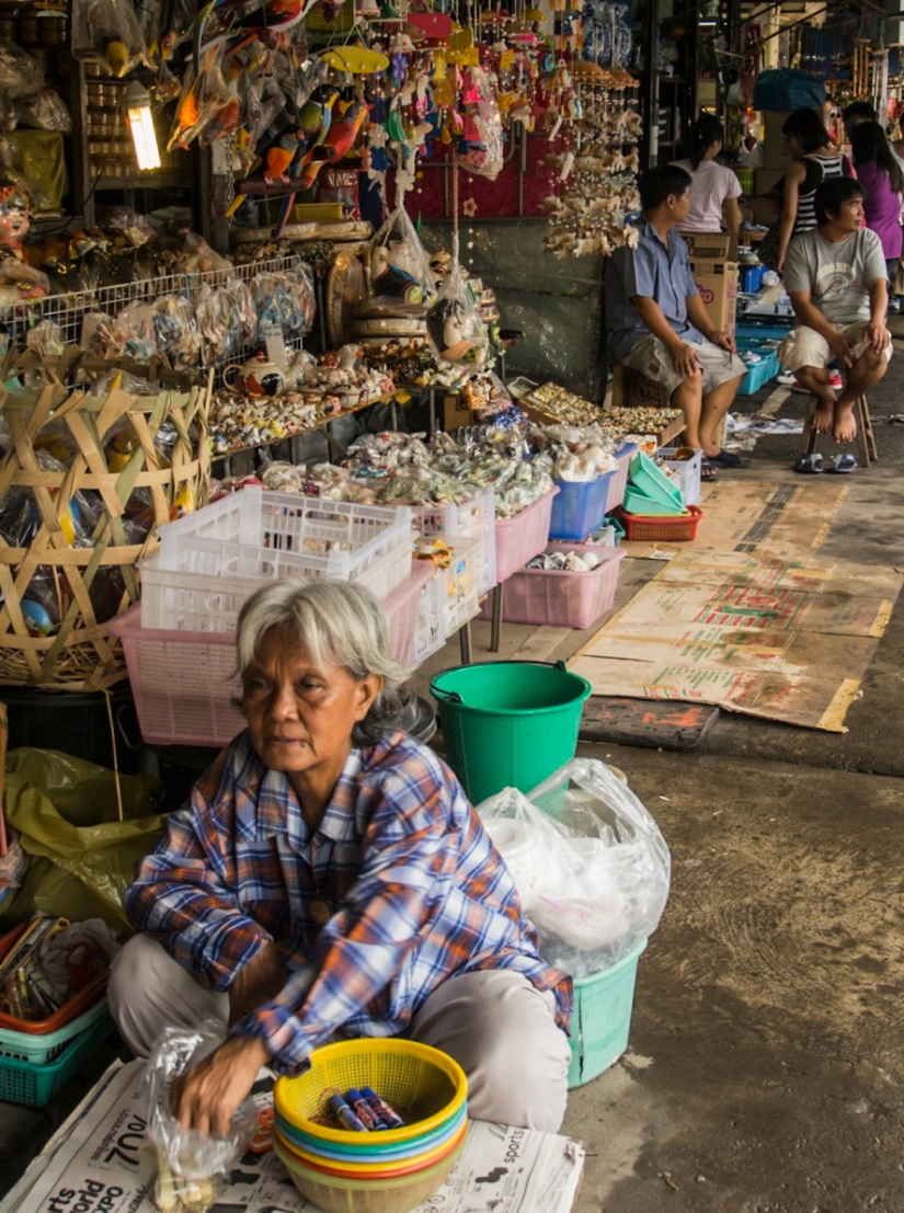 Bangkok Chatuchak Weekend Market 2