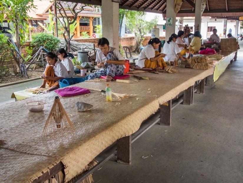 Bo Sang Umbrella Village 3
