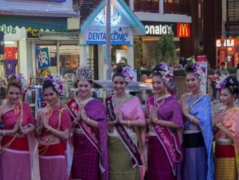Chiang Mai 2012 Noppomas queen 1