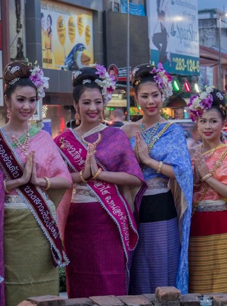 Chiang Mai 2012 Noppomas queen 2