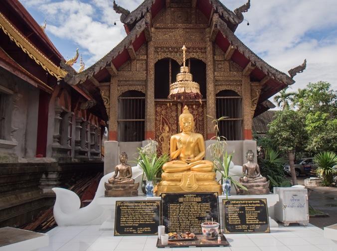 Chiang Mai Temple 1 Wat Sam Pao