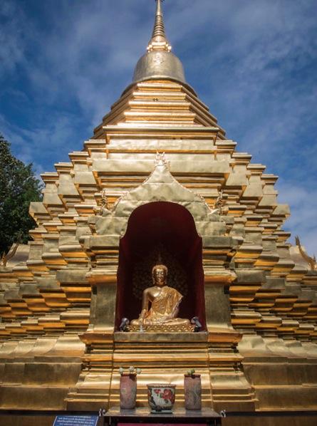 Chiang Mai Temple 4 Wat Phan Ohn
