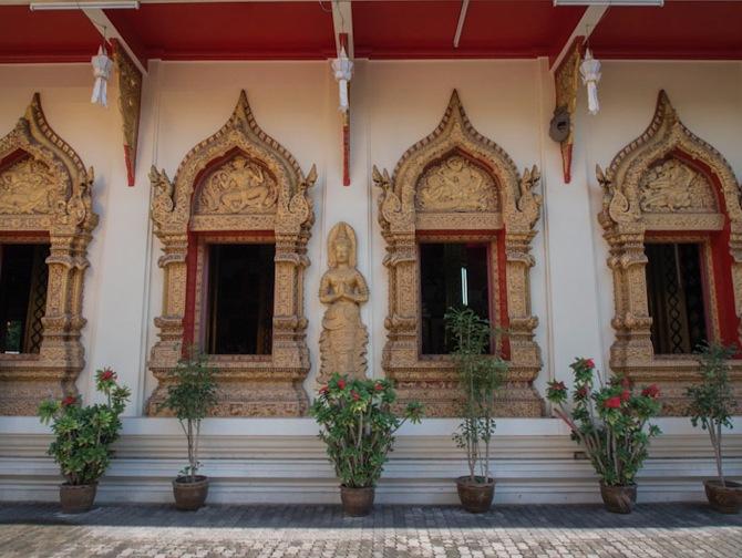 Chiang Mai Temple 5 Wat Phan Ohn