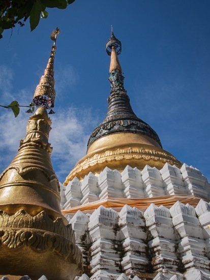 Chiang Mai Temple 7 Wat Muen Larn,