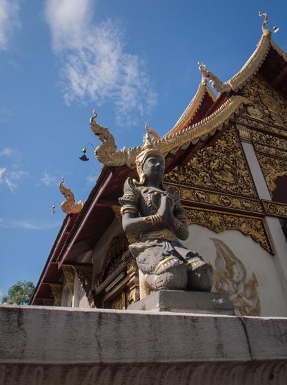 Chiang Mai Temples 1 Wat Dok Kham