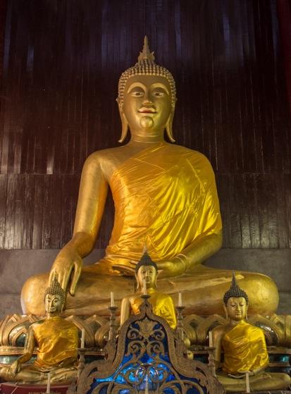 Chiang Mai Temples 3 Wat Phan Tao