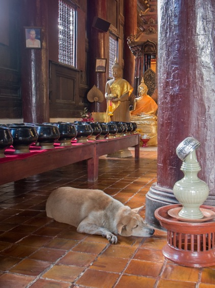 Chiang Mai Temples 4 Wat Phan Tao