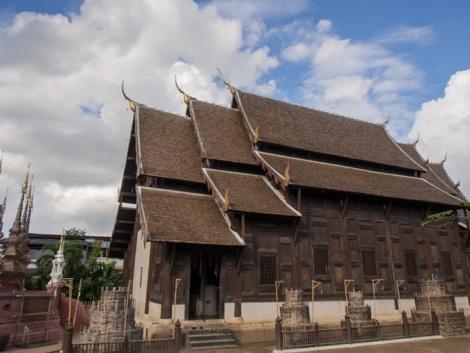 Chiang Mai Temples 5 Wat Phan Tao