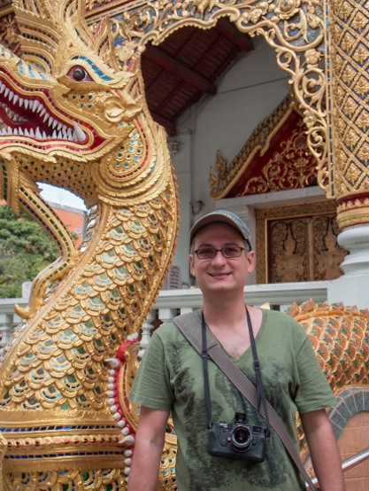 Chiang Mai Temples 6 Naga