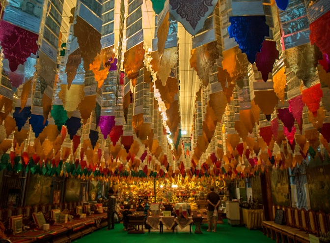 Chiang Mai Temples 7 inside