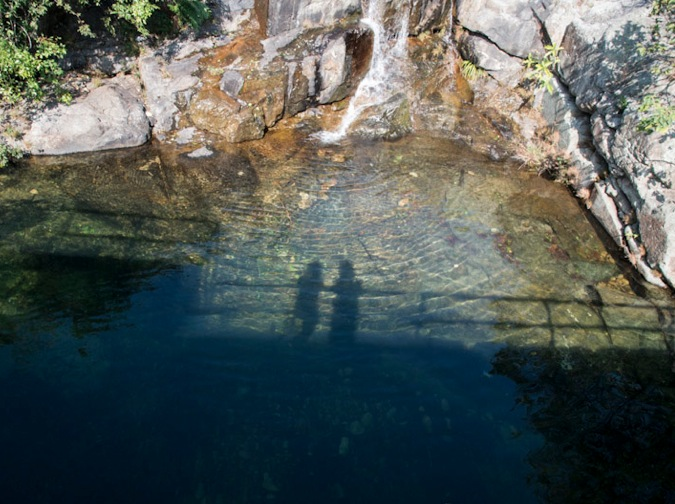 Lantau Trail Stage 11-4 Shadows