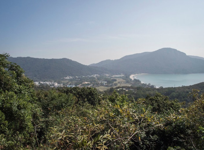 Lantau Trail Stage 11-5