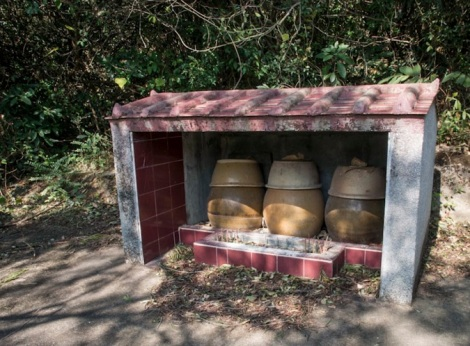 Lantau Trail Stage 11-7 Urns