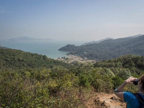 Lantau Trail Stage 12-10 View