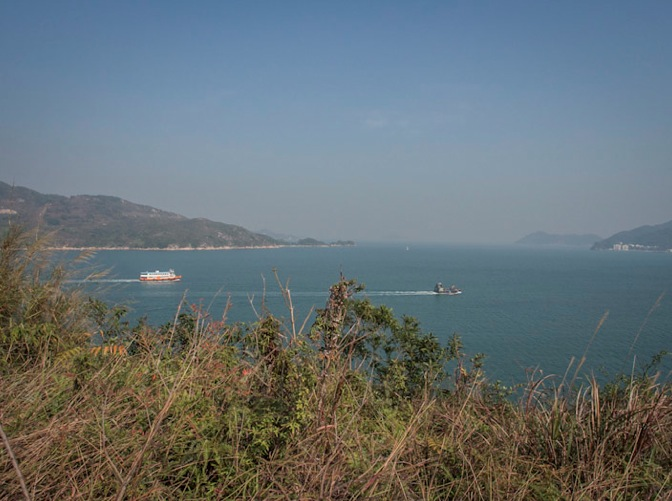 Lantau Trail Stage 12-12 Ferries from Mui Wo