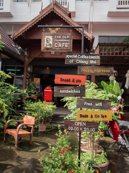 Old Chiang Mai Cafe 1
