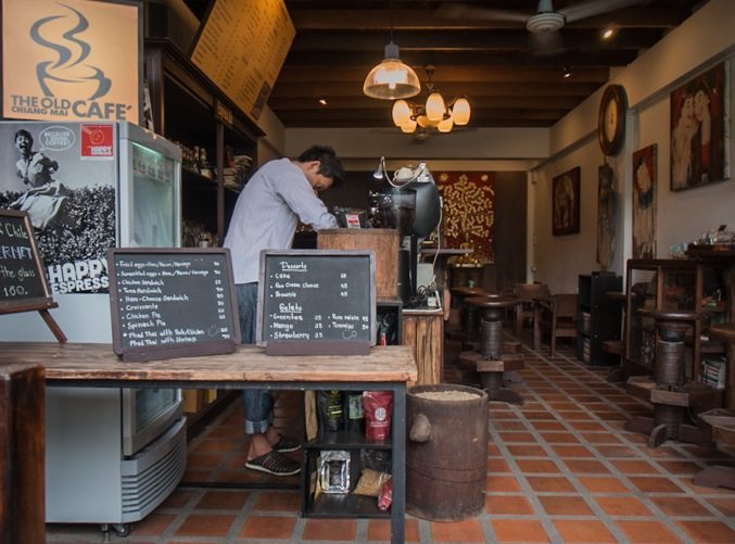 Old Chiang Mai Cafe 2