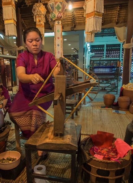 Silk Factory Chiang Mai 4