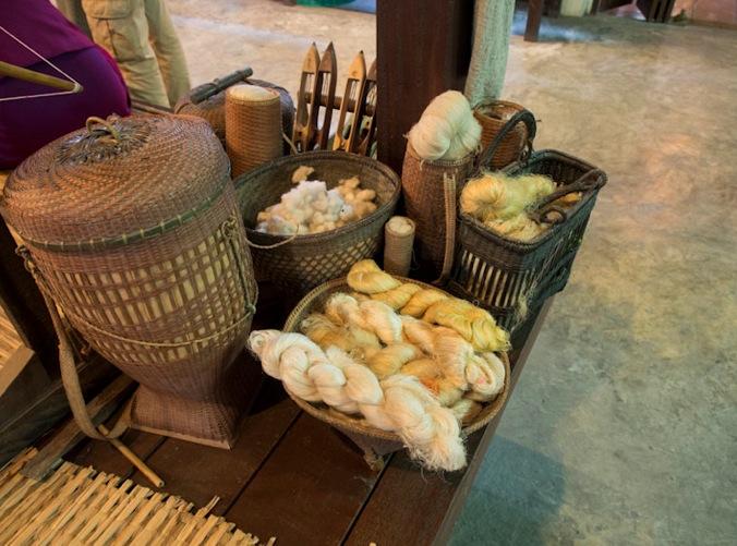 Silk Factory Chiang Mai 5