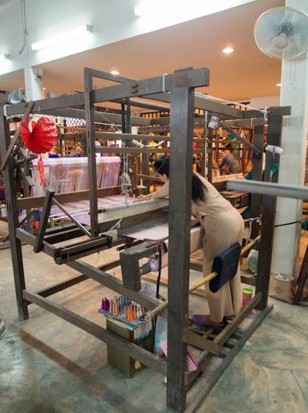 Silk Factory Chiang Mai 7
