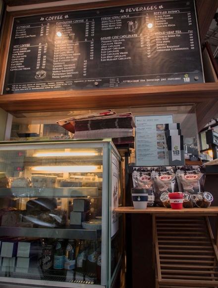 18 GRAMS coffee shopw in Causeway Bay 4