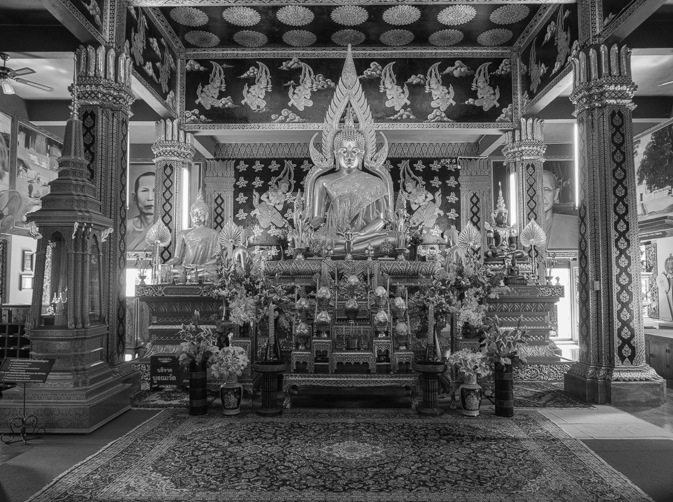 Chiang Mai B&W Favourite 8 Temple