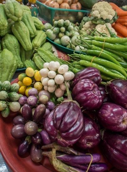 Chiang Mai market daytime 3