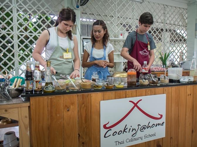 Cooking Class Chiang Mai 3
