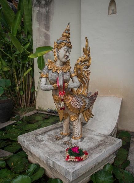 Favourite Chiang Mai pics 3 dancer statute