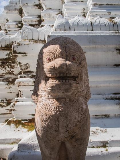 Favourite Chiang Mai pics 4 lion statute